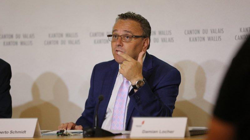 Budget 2020: l'Etat du Valais investit, mais n'engage plus