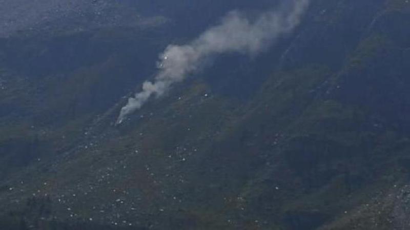 Col du Simplon: les victimes de l'accident d'avion identifiées