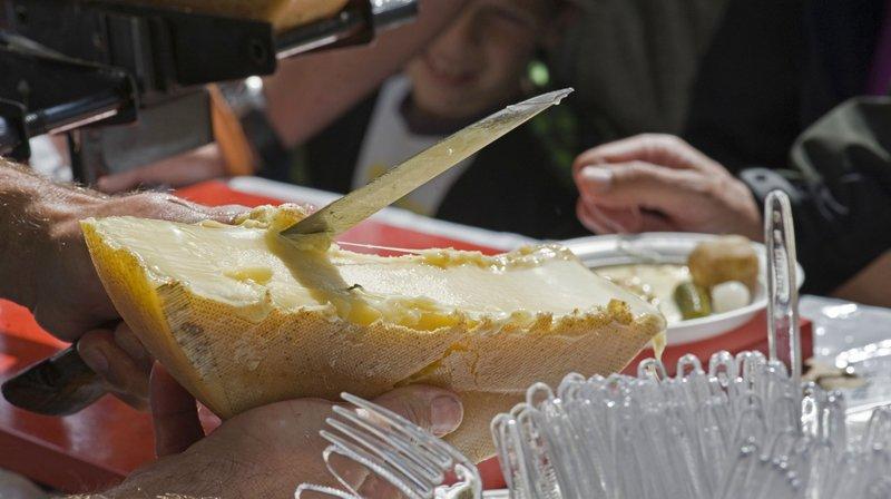 Ce dimanche 25 août, les amateurs de raclette pourront déguster les fromages de cette année à l'alpage de l'Au de Morge, sur Saint-Gingolph.