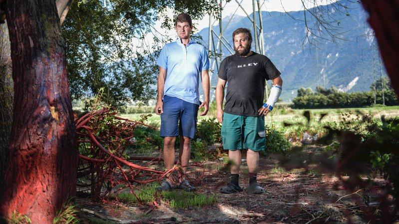 Martigny: «Des gens du voyage rendent nos champs insalubres»