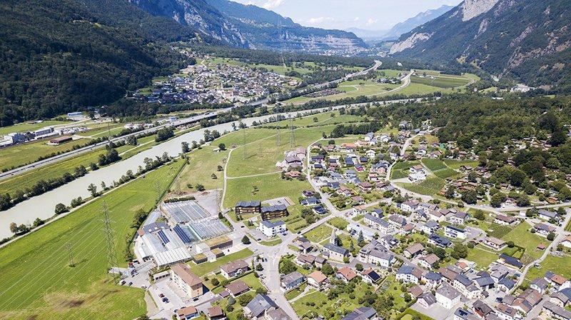 Collonges et Evionnaz: fusionner avec Saint-Maurice ou Martigny?