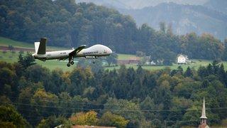 Frontières: les drones israéliens sont en retard, les hélicoptères assurent le relais