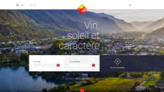 Le site internet de la Ville de Sierre fait peau neuve