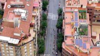 Cyclisme – Tour d'Espagne: une plantation de cannabis repérée en direct sur le toit d'un immeuble
