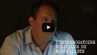 L'interrogatoire politique de Cyrille Fauchère (partie 2): «la politique migratoire reste un thème aujourd'hui»