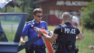 Accident: un vététiste retrouvé sans vie, une semaine après sa disparition, à Lauterbrunnen (BE)