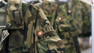 Armée: l'école de recrues d'été commencera avant la fin des contrats d'apprentissage