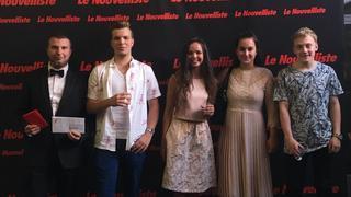 Remise des diplômes 2019, Martigny 17.08.2019