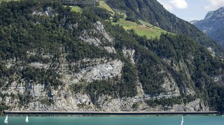 Uri: la Voie suisse rouverte aux randonneurs après un éboulement