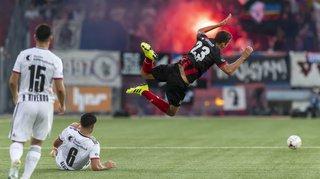 Football – Super League: Neuchâtel Xamax s'incline 3-0 face à Bâle