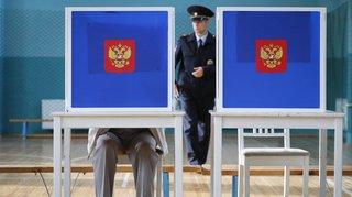 Les Russes aux urnes après une vague de répression