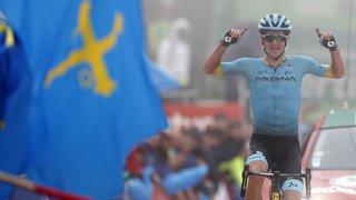 Cyclisme – Tour d'Espagne: première victoire dans un grand tour pour Fuglsang, Roglic sans rival au général
