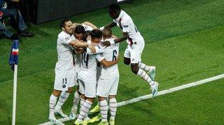 Football – Ligue des champions: Real Madrid battu par le PSG, le Dinamo Zagreb s'impose contre Freuler et Atalanta