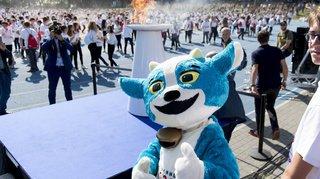 JOJ Lausanne 2020: coup d'envoi des festivités avec près de 3000 élèves vaudois