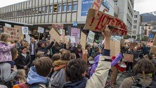 Après les manifestations, qu'ont obtenu les étudiants valaisans?