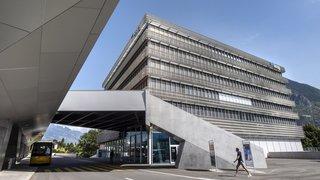 Sierre: canton et commune inaugurent la nouvelle Ecole de commerce et de culture générale