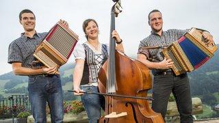 Crans-Montana: la génération folklore valaisanne sera de la Fête fédérale de la musique populaire