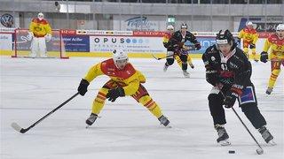Hockey sur glace: le HC Sierre s'impose dans le derby face au HC Viège (1-3)