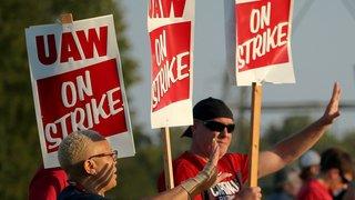 Appel à la grève pour 46 000 ouvriers