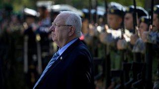 Le rôle central du président israélien, Reuven Rivlin