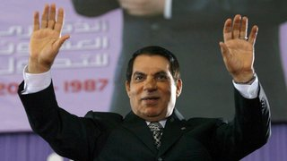 Décès du président  tunisien déchu Ben Ali