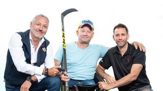 Hockey: trois clubs phares en Valais, trois défis excitants