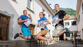 Course à pied: ils proposent de traverser et de découvrir le Valais d'Oberwald au Bouveret
