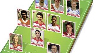 Footballeur du siècle: les nominés dessinent leur onze de rêve