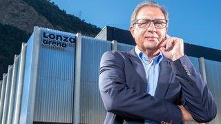 Norbert Eyer, président du HC Viège: «La folie des grandeurs peut vous faire tomber plus vite que vous ne l'imaginez»