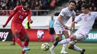 Football: le match Suisse - Gibraltar en trois points