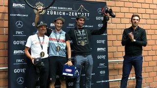 Cyclisme: Raphaël Addy, un jeune marié au septième ciel