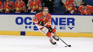 Hockey: Sierre, tout sourire après sa victoire à l'extérieur, retrouve Graben