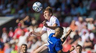 FC Sion: les notes des joueurs lors du match contre Lucerne