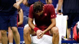 Tennis: Roger Federer, une attente bien trop longue à l'US Open