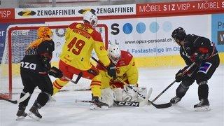 Hockey: Sierre jette un premier froid avant l'hiver
