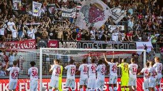 Football: les trois points du match Sion – Lucerne