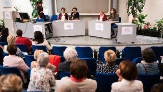 Fédérales 2019: douze femmes dans l'arène à Sion