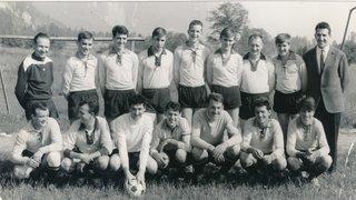 100 ans de l'AVF: quand le FC Vionnaz soulevait des montagnes et bâtissait des murs [51/53]