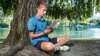 Sorti de l'enfer de l'illettrisme vécu durant sa scolarité, un jeune Martignerain témoigne