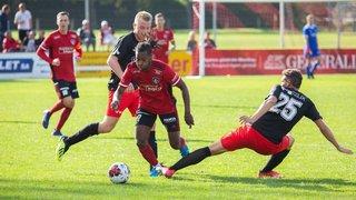 Le FC Monthey se fait peur face à de vaillants Sierrois