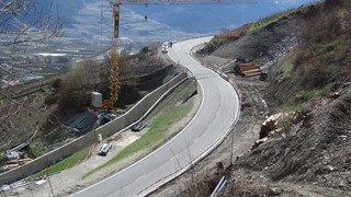 Leytron-Ovronnaz: 14 ans de travaux pour retrouver une route digne de ce nom