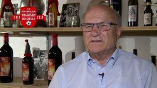 Footballeur valaisan du siècle: Fernand Luisier