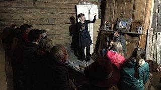 Bruson: des contes pour faire découvrir le village