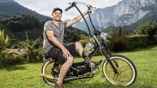 Denis Turin, ce fou de vélomoteurs