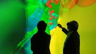 Un voyage interactif au coeur du cerveau pour 300 personnes à Crans-Montana