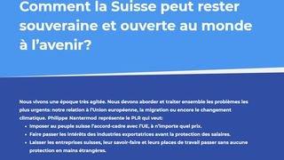 Carole Furrer: «Je trouve lamentable la campagne du PDC suisse»