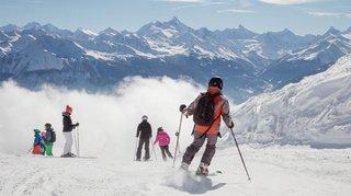 Crans Montana Aminona lance les forfaits de ski à prix évolutif