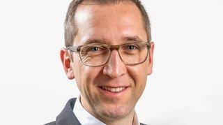 L'Ayentôt Didier Morard élu député