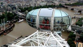 Evasion: Londres en famille