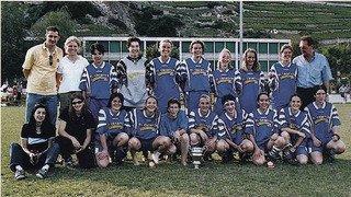 100 ans de l'AVF: FC Vétroz: précurseur du football féminin valaisan [50/53]